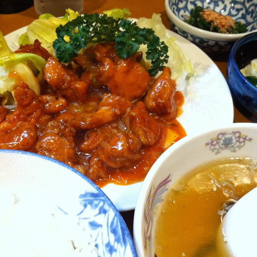 北京料理 竜馬